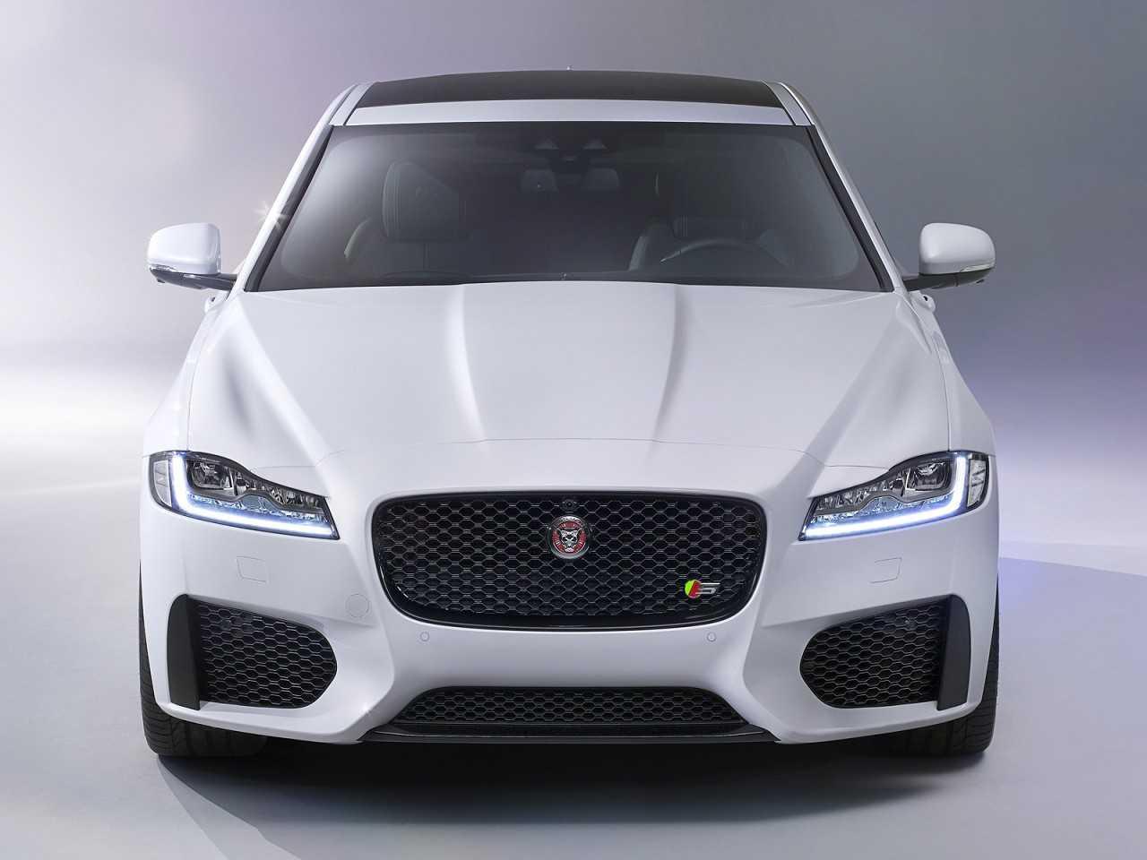 JaguarXF 2016 - frente
