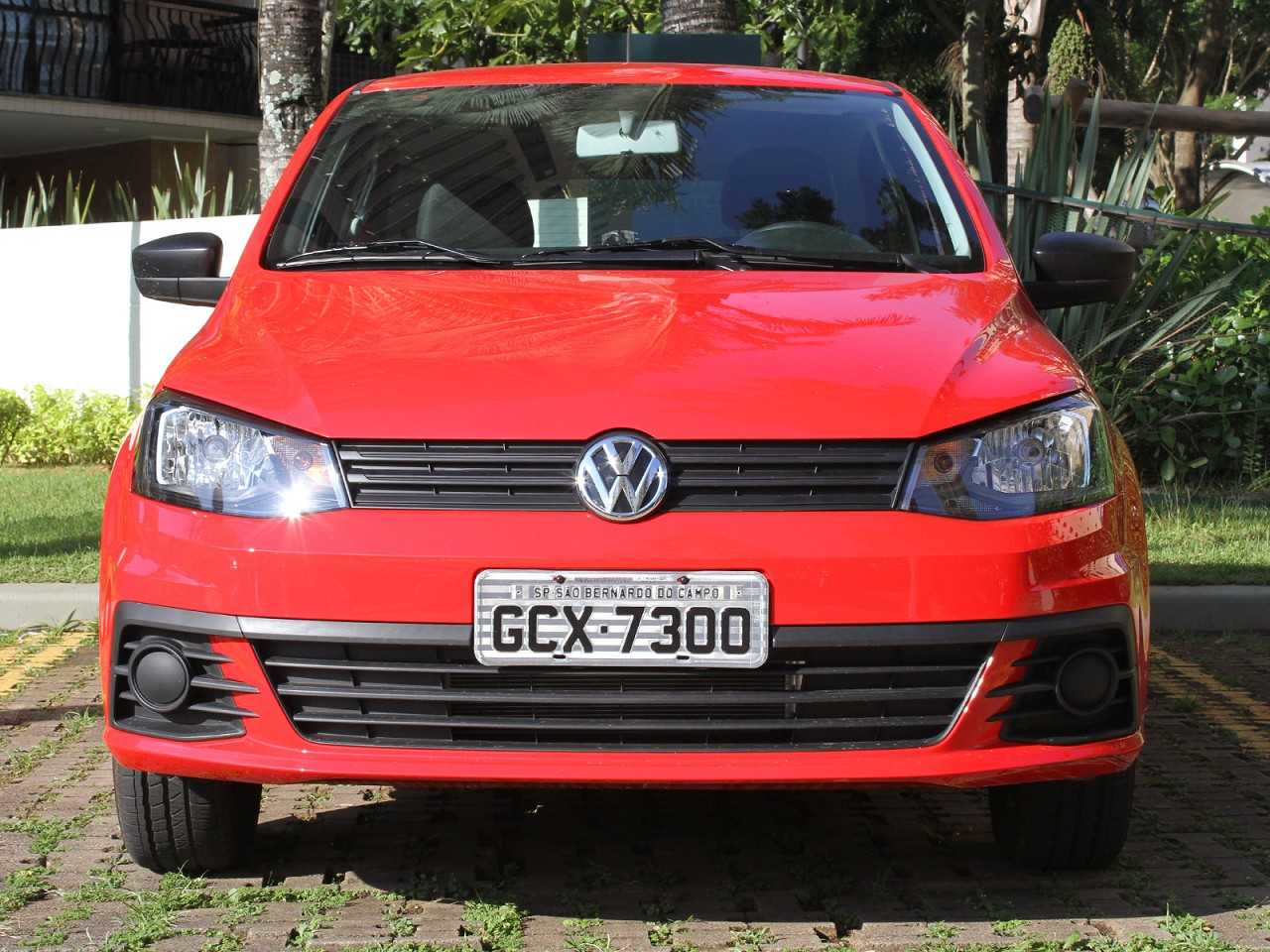 VolkswagenGol 2017 - frente