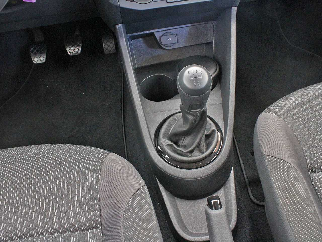 VolkswagenGol 2017 - câmbio