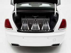 Rolls-Royce cria jogo de malas de R$ 160 mil