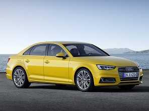 Novo Audi A4 chega ao país a partir de R$ 160 mil