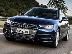 Com novo A4, Audi espera crescer no segmento