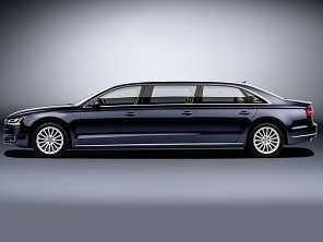 Cliente europeu faz Audi criar A8 limusine com seis portas
