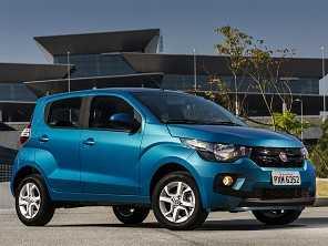 Fiat Mobi se destaca pelo seguro barato