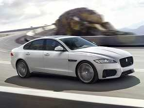 Sedã XF confirma volta por cima da Jaguar