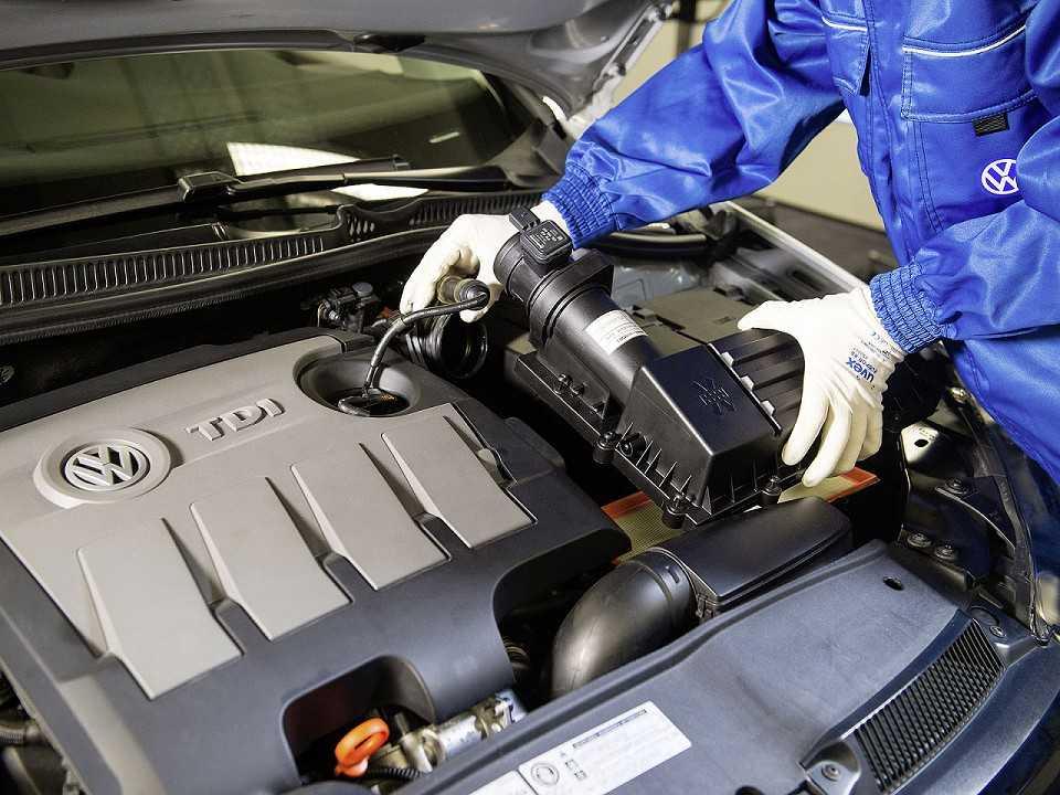 Motor 1.6 TDI, um dos envolvidos no dieselgate