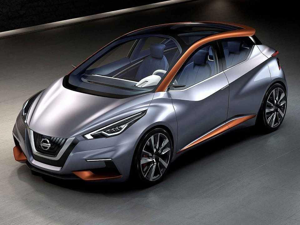Nissan Sway Concept 2015