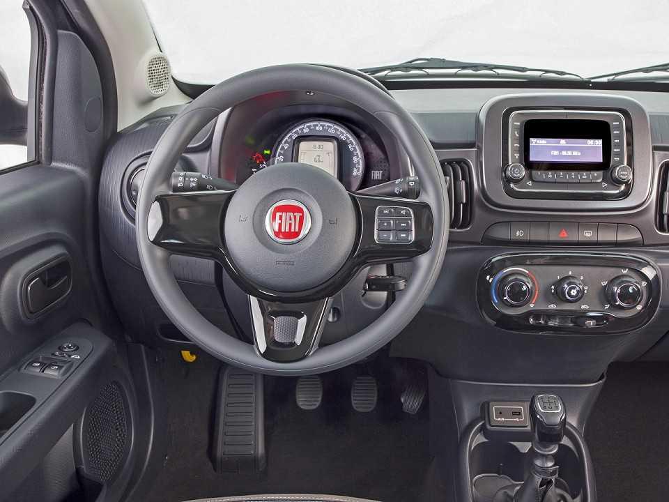 FiatMobi 2017 - painel