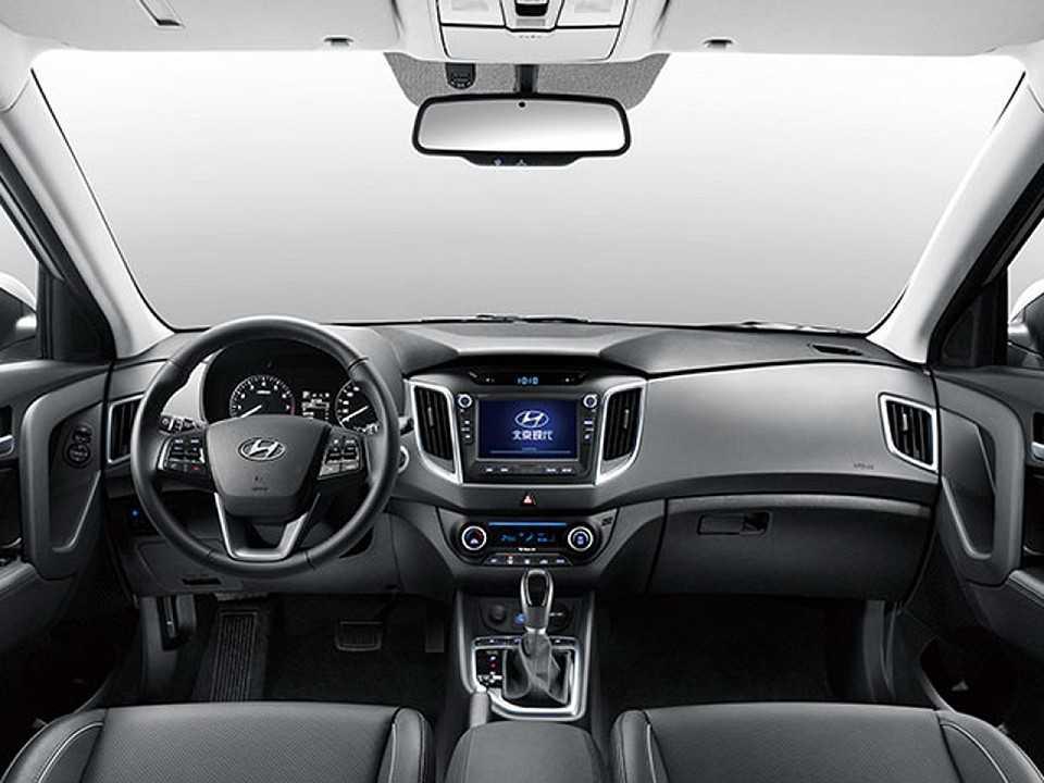 HyundaiCreta 2016 - painel