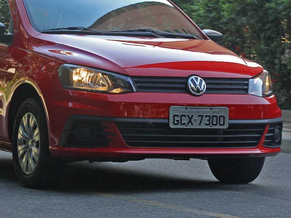 VolkswagenGol 2017 - grade frontal