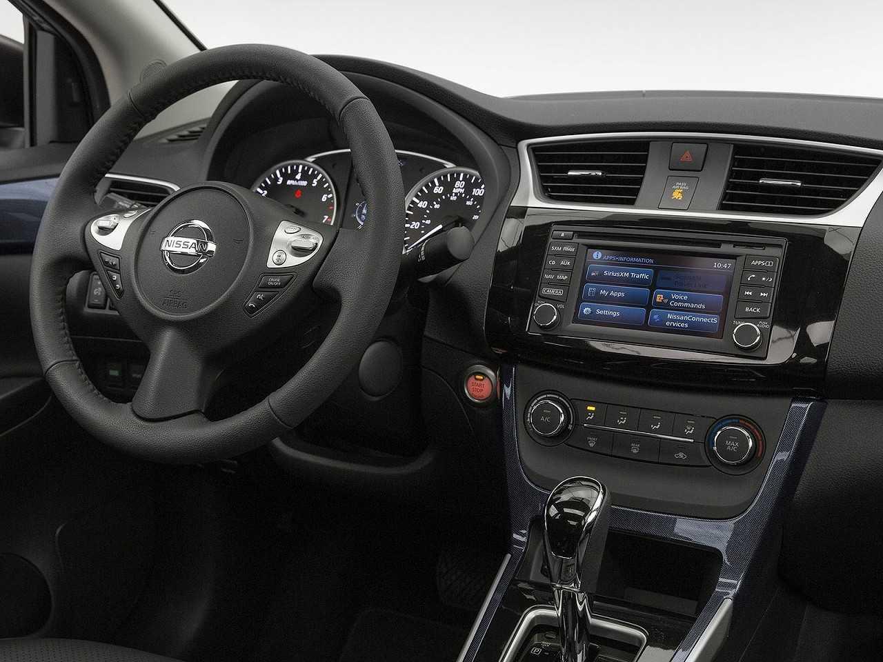 NissanSentra 2017 - painel