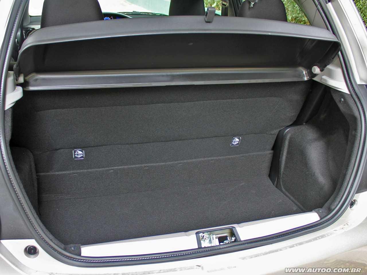 ToyotaEtios 2017 - porta-malas