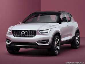 XC40 deverá se tornar o Volvo mais vendido no Brasil, revela presidente