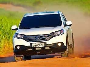 Optar por um Honda CR-V seminovo ou um HR-V zero quil�metro?