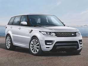 Range Rover Sport ganha versão ''de entrada'' com motorzão