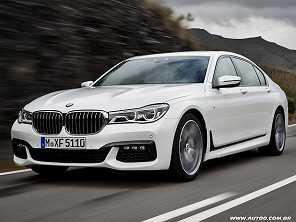 Nova geração do BMW Série 7 chega por R$ 709.950