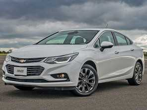 Novo Chevrolet Cruze 2017 custa a partir de R$ 90 mil