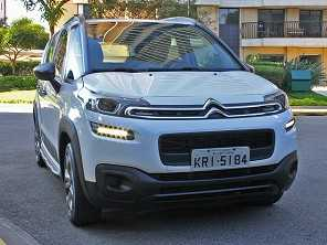 Renovado, Citroën Aircross é carro versátil e acessível