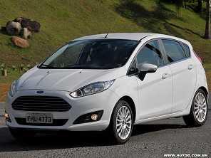 Ford New Fiesta, Honda Fit LX manual ou Hyundai HB20 R spec?