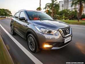 Nissan Kicks � revelado mundialmente no Rio