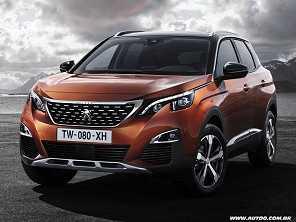 Junho será palco de lançamento de dois SUVs franceses