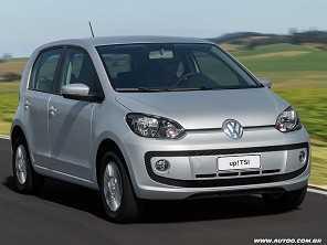 Entre dois turbos: Volkswagen up! ou Hyundai HB20?