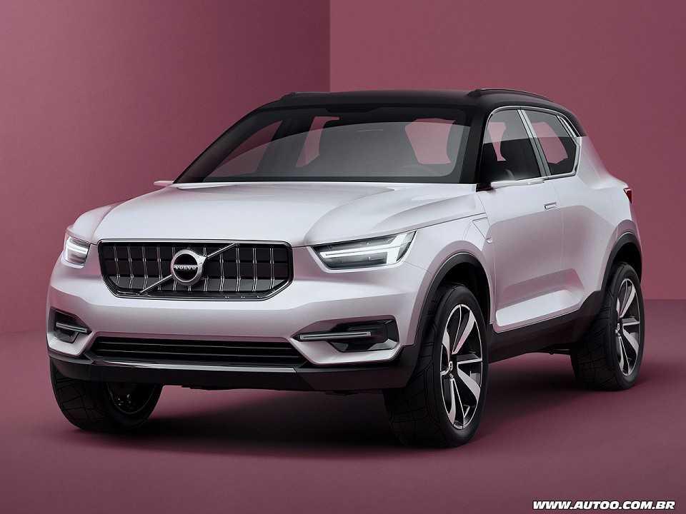 Conceito antecipa o futuro Volvo XC40