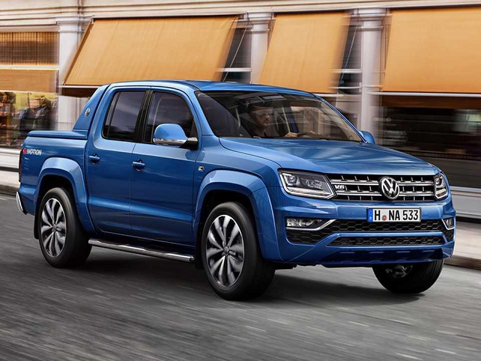 Volkswagen Amarok Aventura (mercado europeu)