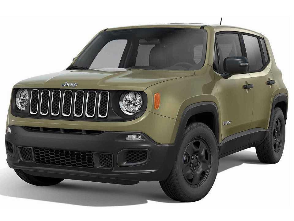 Jeep Renegade na versão para o público PCD