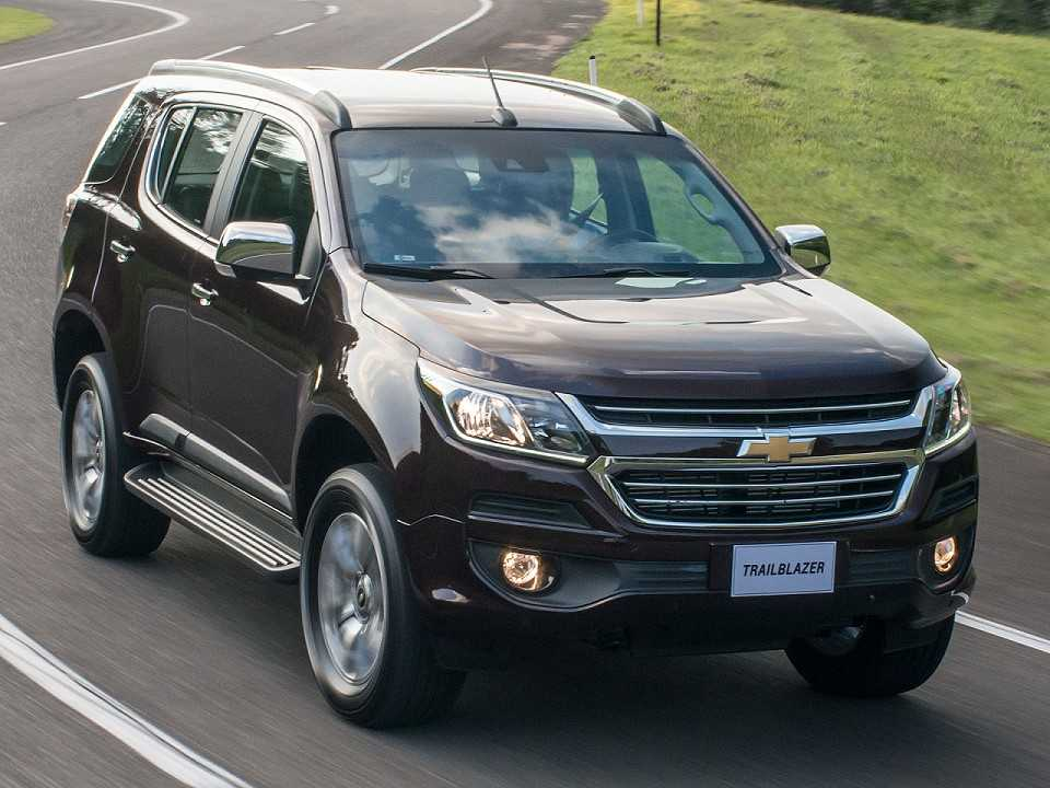 Chevrolet TrailBlazer 2017