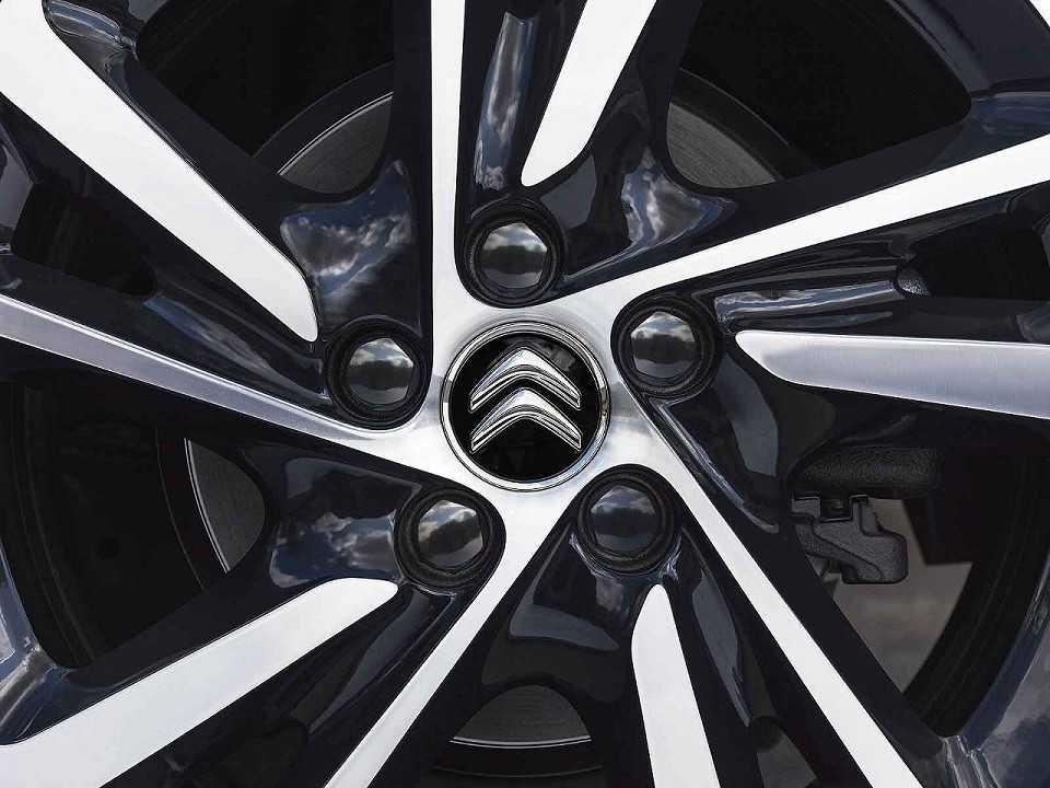 CitroënC4 Picasso 2016 - rodas