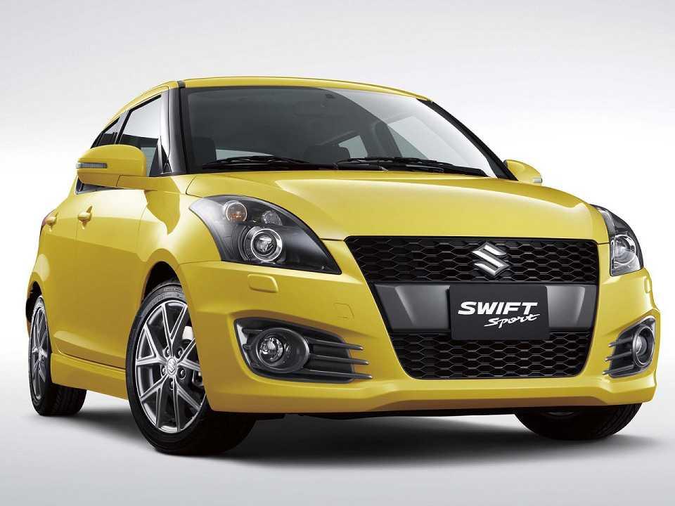 Suzuki Swift 2015
