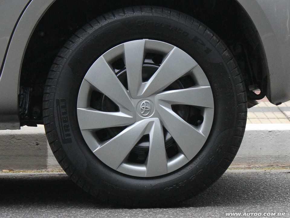 ToyotaEtios 2017 - rodas