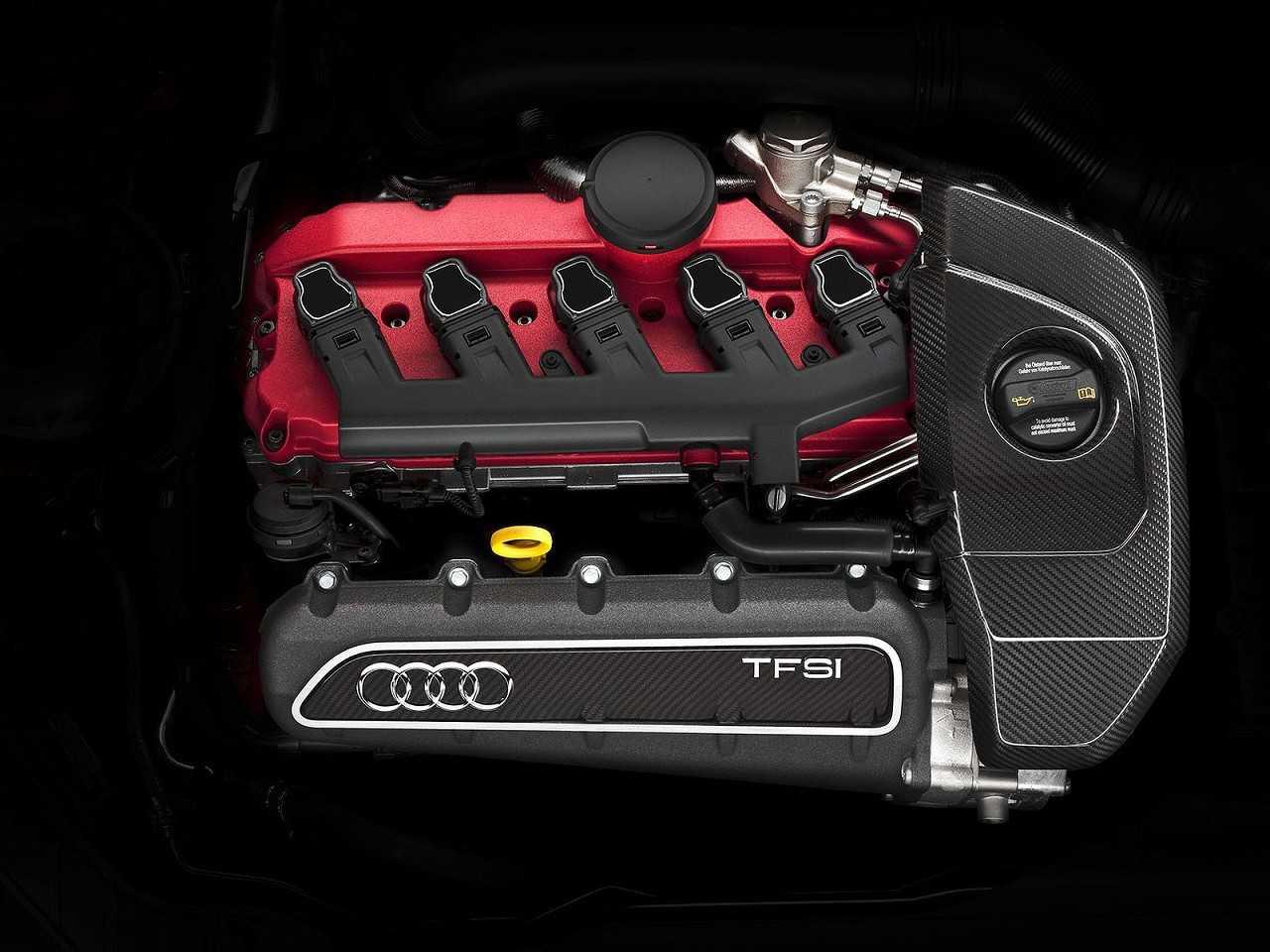 2.5 de 5 cilindros turbo da Audi
