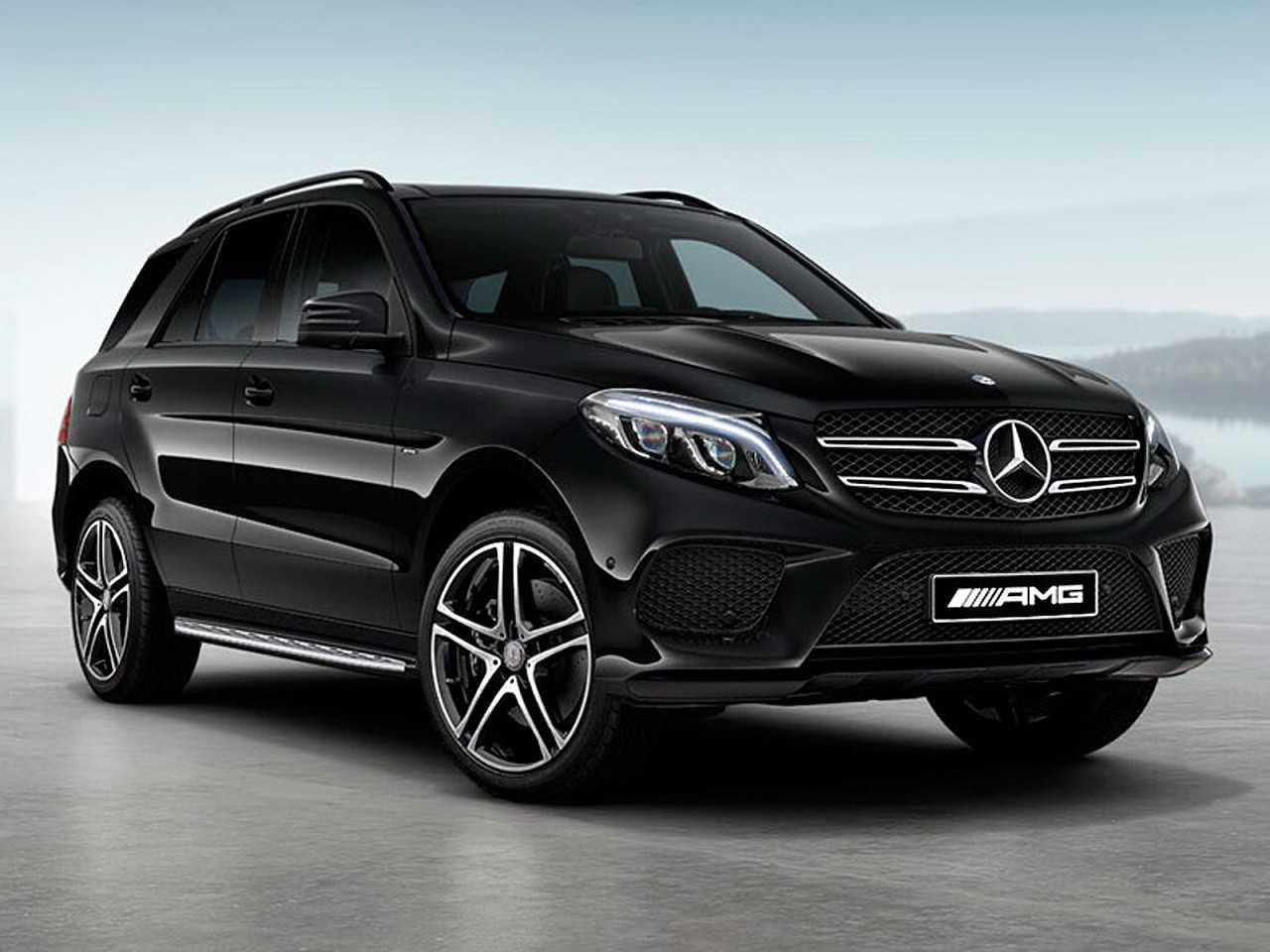 Mercedes-Benz GLE 450 AMG 4Matic Black Edition