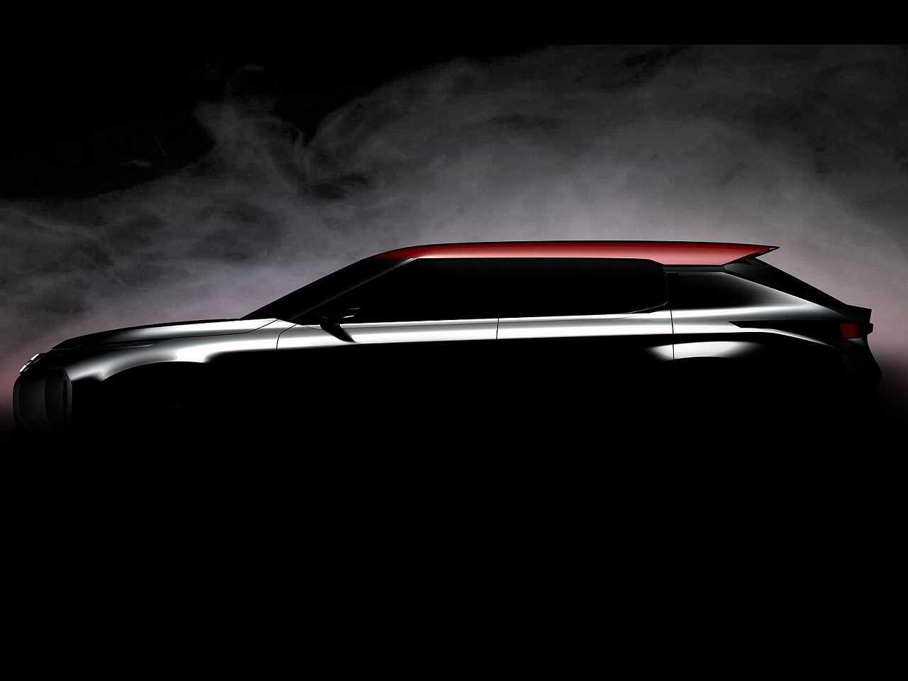 Mitsubishi Ground Tourer SUV Concept