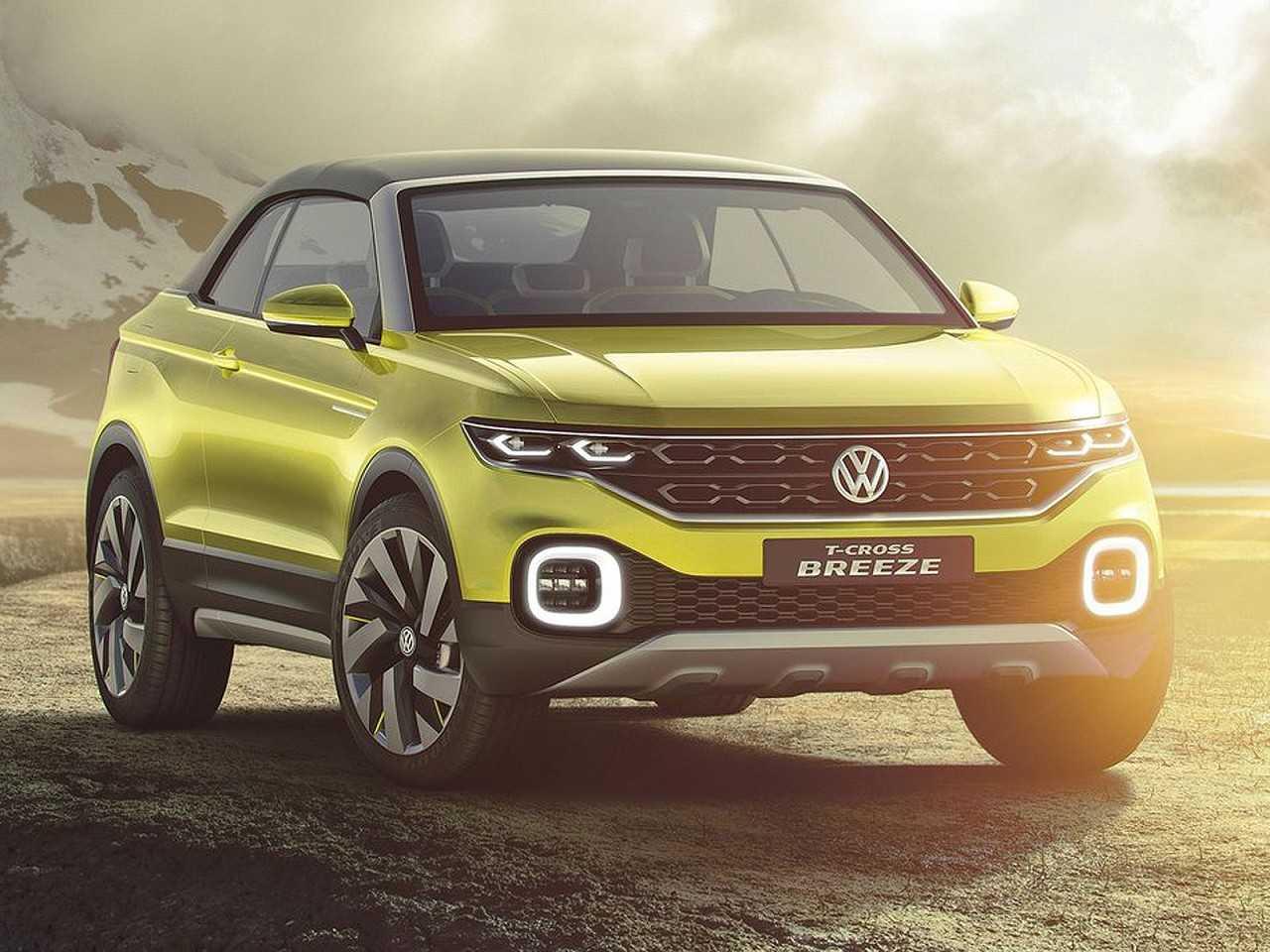 Volkswagen T-Cross Breeze (conceito)