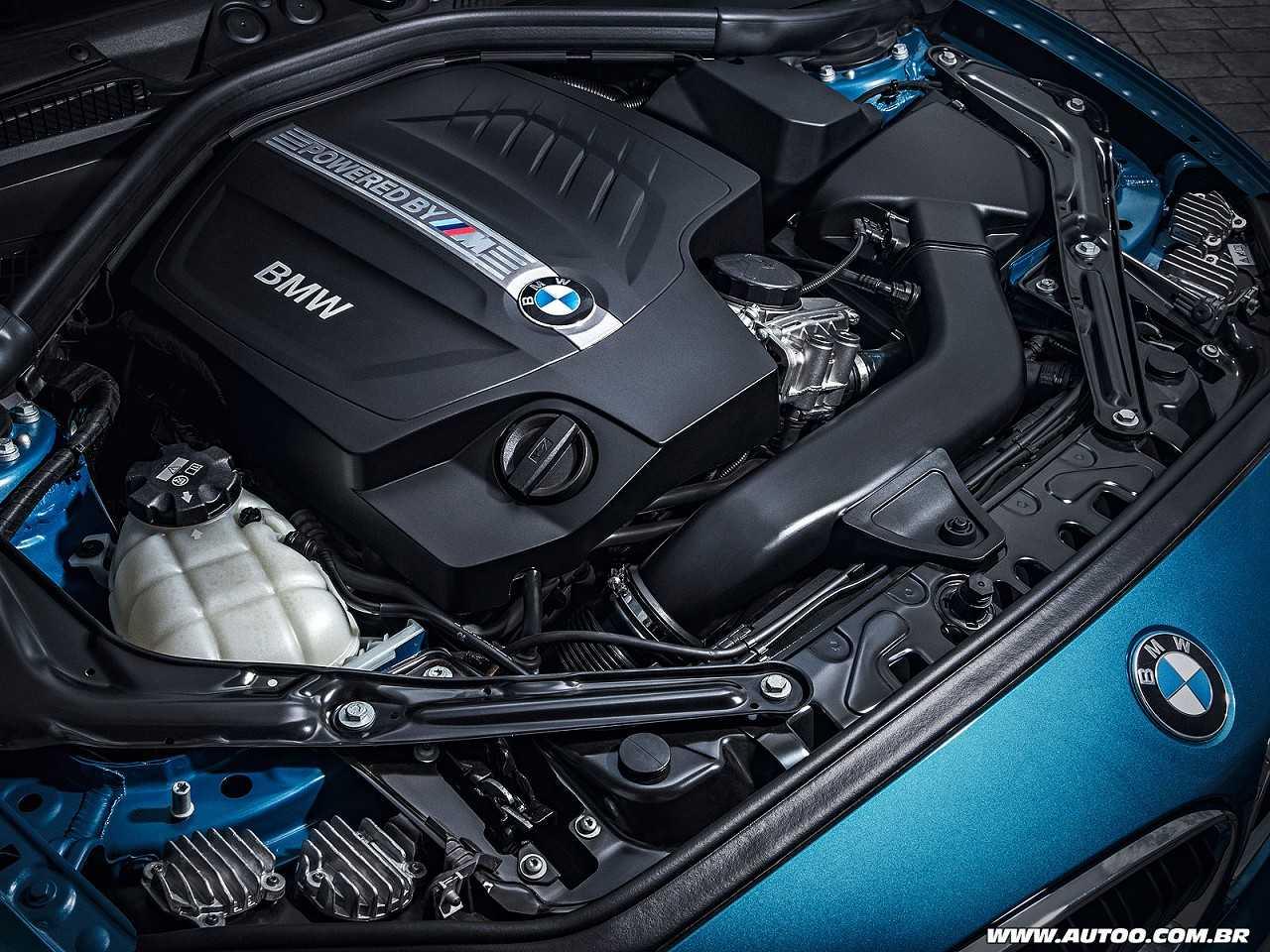BMWM2 2017 - motor