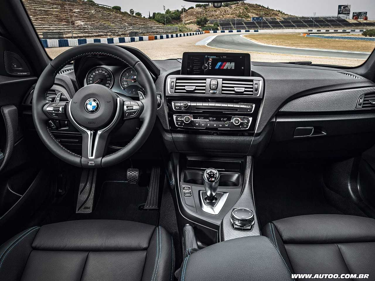 BMWM2 2017 - painel