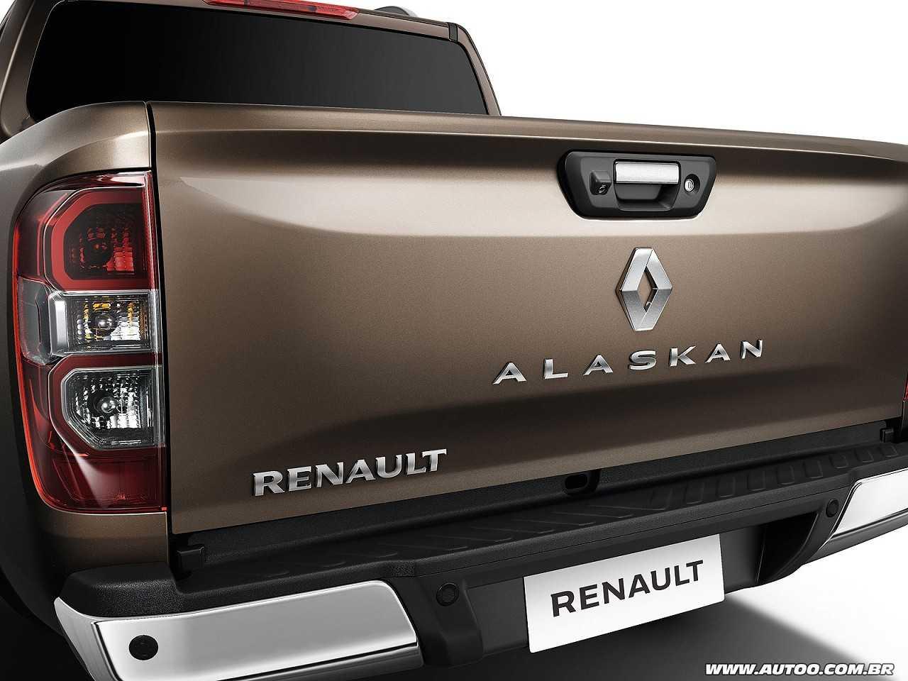 RenaultAlaskan 2017 - outros
