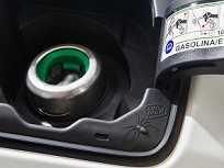 Uma dica para quem mora em regiões muito frias é colocar um pouco de gasolina junto com etanol no tanque principal