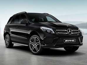 Mercedes traz o GLE 450 Black Edition ao Brasil