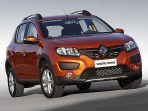 Alternativa ao Renault Sandero Stepway na compra com isenção