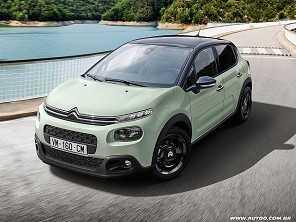 Novo Citroën C3 é revelado na Europa