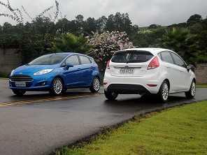 O que fazer com um Ford New Fiesta com problema no câmbio?