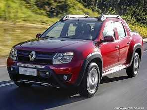 Renault Oroch ganha opção automática