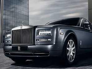 Em 2016, nenhum Rolls Royce foi vendido no Brasil!