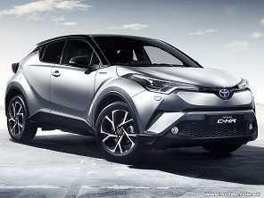 Afinal, devemos ou não esperar o Toyota C-HR no Brasil?
