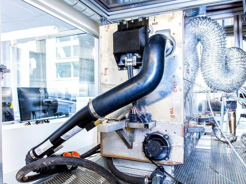 Célula de combustível trabalha em conjunto com um gerador