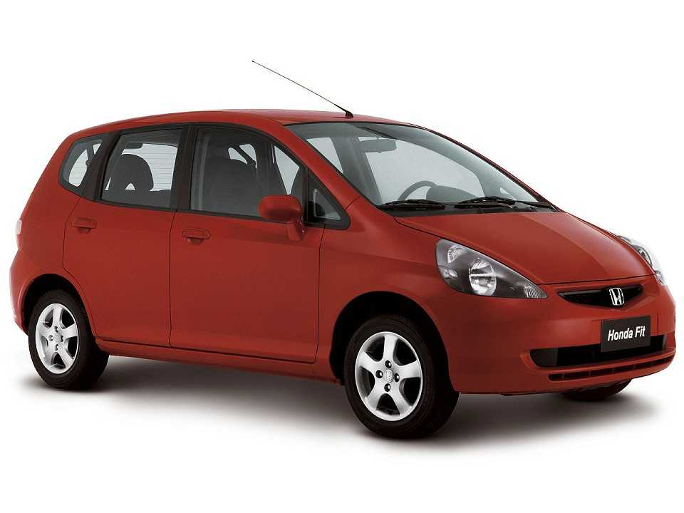 Honda Fit 2003
